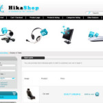 hikashop business joomla