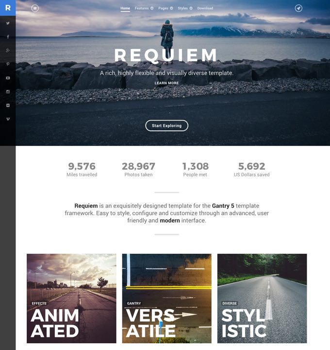 rt requiem joomla