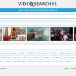 videosearchxl video search engine