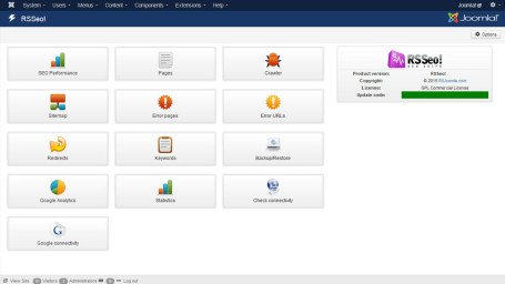 RSseo joomla download