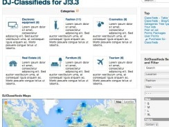 Dj-Classifieds 3.3.3 – J2.5/3.x