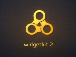 Widgetkit v2.60 Yootheme Extension j3.x