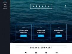 Rockettheme Kraken 1.0.1 J3.x Template