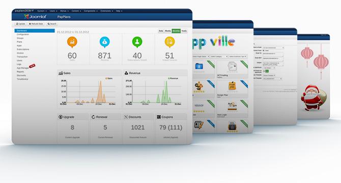 PayPlans v3.3.6 + v3.4 beta + apps  J3.x